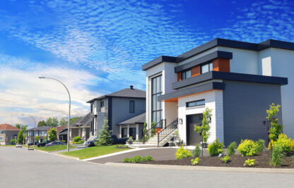 Modern Luxury Living Street