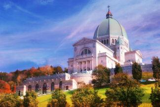 Saint Joseph Oratoire of Mont Royal